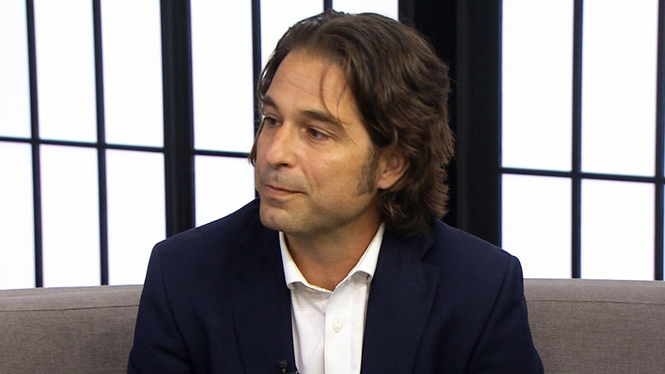 Leslie Farkas, operator of Skydive Wasaga, in a video still from CTV's Your Morning on July 15, 2019. Farkas says he is out of pocket about $30,000 after organizers cancelled the Roxodus Music Festival days ahead of the event.