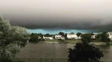 Thunderstorm Winnipeg