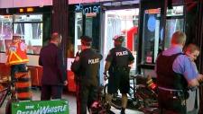 streetcar stabbing