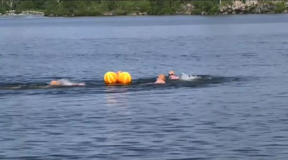 Annual memorial swim in Sudbury for Ian McCloy