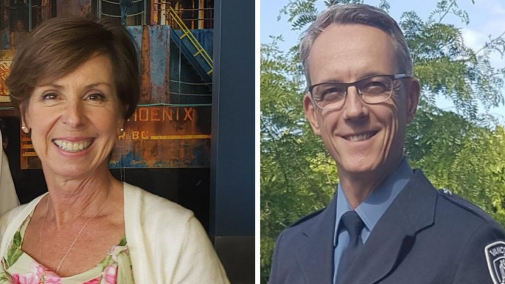 Cop couple: Husband and wife retire from the VPD together
