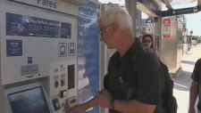 ION payment machines not working at some stops