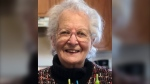 Ethel 'Grace' Baranyk is shown in an image provided by the Chilliwack RCMP.