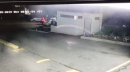 Carjacking caught on camera
