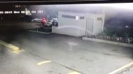 Carjacking caught on camera