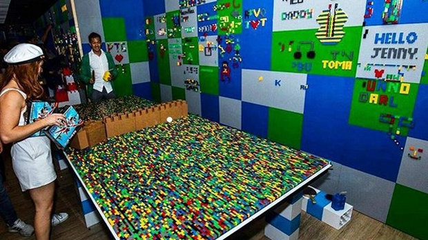 Lego-themed 'Brick Bar' to open in Vancouver for 2 nights