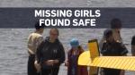 Girls missing in Algonquin Park found safe