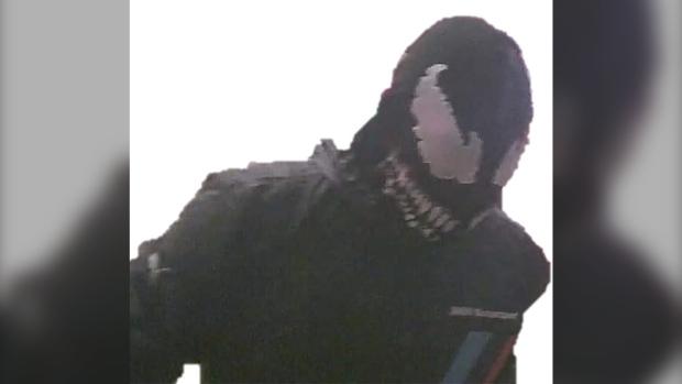 Venom, robbery, mask, A & W,