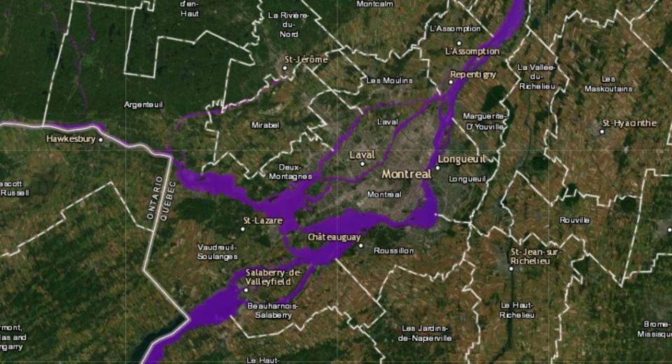 New flood zones map (image)