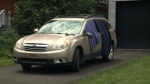 Several cars vandalized in Westboro