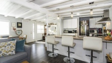The interior of a residence in the Capilano Mobile Home Park in West Vancouver is shown in an image from Realtor.ca