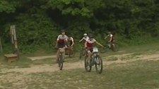 In The Community: Kids Mountain Bike Club
