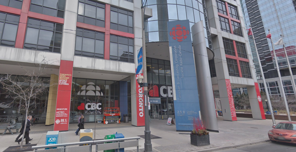 Man Killed After Falling Down Cbc Building Elevator Shaft Was Window Washer Ctv News
