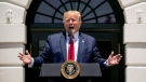 U.S. President Donald Trump doubled down on his racist remarks towards four Democratic Congresswomen. Richard Madan with more.
