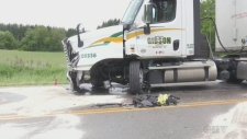 Woman involved in head-on crash dies in hospital