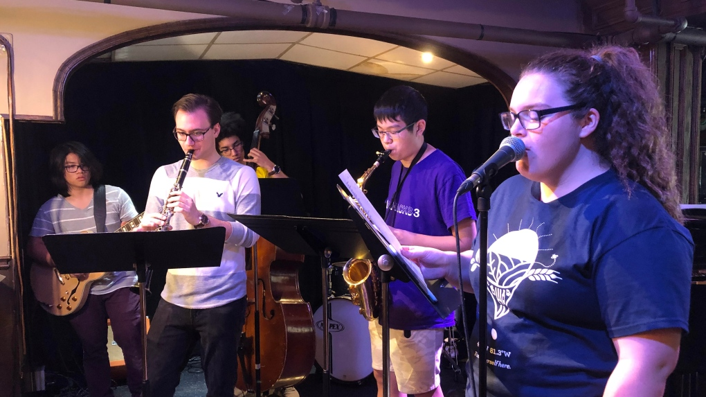 Uptowm Waterloo Jazz Festival pairs experienced and new jazz musicians