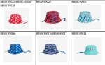 A line of Joe Fresh Baby Girl and Baby Boy sun hats have been recalled over a potential choking hazard. (Health Canada)