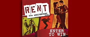 Rent the Musical July Rotator