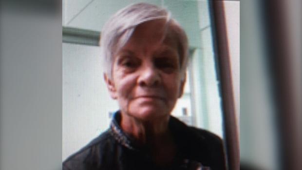 Joyce Dundas, missing, Calgary