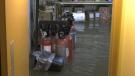 Stony Plain flooding