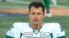 Riders continue to practice without Collaros