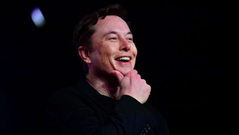 Entrepreneur Elon Musk says his  Neuralink startup is making progress on artificial intelligence. (AFP)