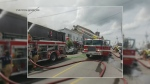 Fire shuts down Main Street in Port Dover