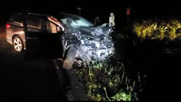 6 people in hospital after crash near Brantford