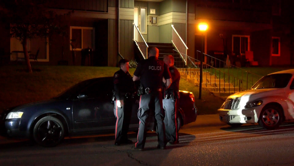 Police were called to an apartment complex in the city's southwest on Tuesday, July 16, 2019.