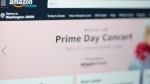 Amazon's two-day Prime Day event became its biggest sales event in its history. (AFP)