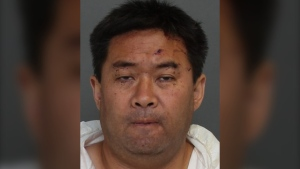 Zhebin Cong, 47, is seen in this undated photo. (Toronto Police Service)
