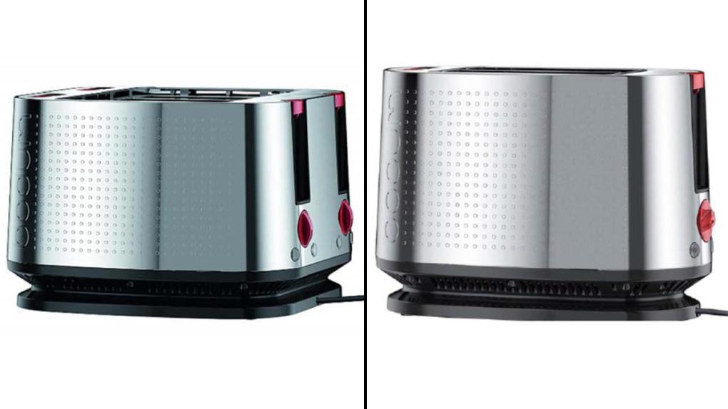 Bodum Bistro toaster recall