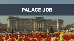 Buckingham Palace hiring full-time station chef