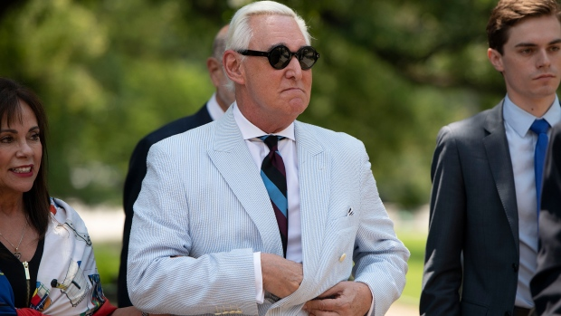 Roger Stone restricted from social media use