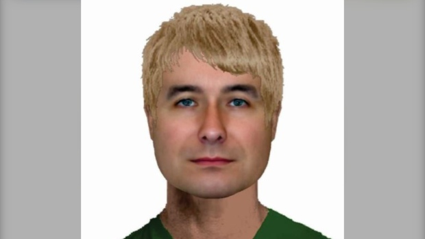 Police released this image of a suspect believed to be involved in a series of sexual assaults on young girls in apartment building stairwells.
