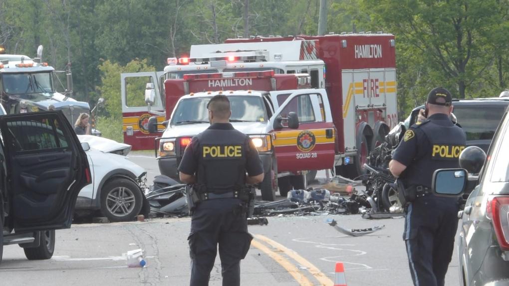 Cambridge woman killed in head-on highway crash near Puslinch