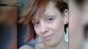 Jessica Vinje, Calgary, human trafficking charge