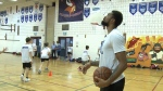 Ottawa's first NBA player gives back