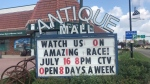 The Old Strathcona Antique Mall was featured in this week's episode of the hit TV Show Amazing Race.