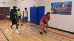 basketball, camp