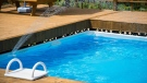 A backyard swimming pool is seen in this file photo. (Pixabay / Pexels)