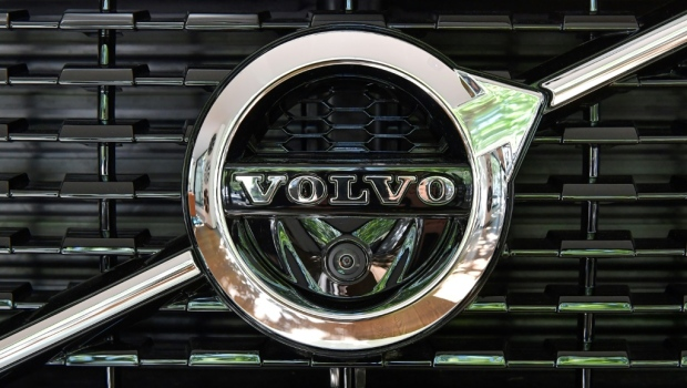 The slowing global auto market hasn't halted Volvo's growth. (AFP)