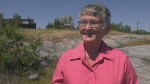 Retired Sudbury geologist Ruth Debicki (Ian Campbell/CTV Northern Ontario)