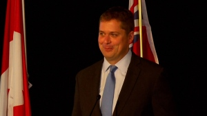 'Chocolate milk saved my son's life': Scheer