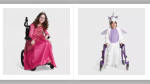 Target's adaptive princess and unicorn Halloween costumes, July 18, 2019. (Target.com)