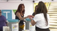 A lemonade stand that's giving back
