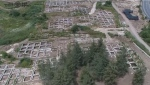 Highway construction work in Israel has uncovered a 9,000-year-old city about five kilometres west of Jerusalem. (Israel Antiquities Authority)