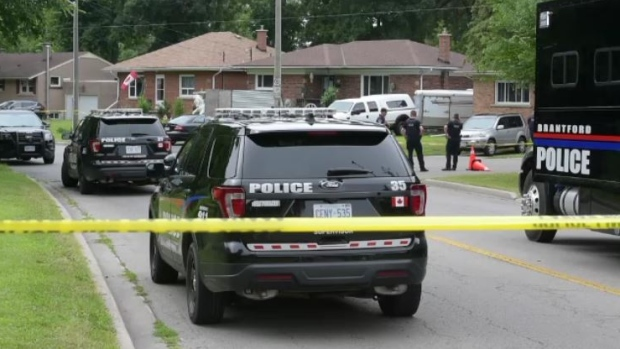 Brantford shooting