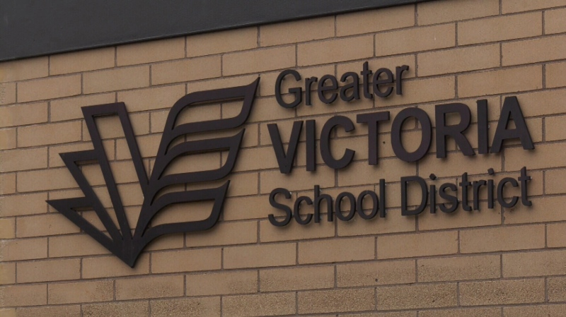 Gregory Garost was a Grade 8 teacher at Gordon Head Middle School in 2016 when he made inappropriate comments to female students and engaged in inappropriate physical contact with students. (CTV Vancouver Island)