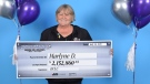 Marlyne Dumoulin won more than $2.1 million playing a slot machine at a Prince George Casino. (BCLC Handout)